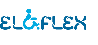 Eloflex sammenleggbar elektrisk rullestol